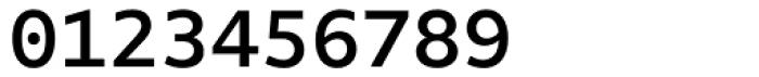 FF Attribute Mono Medium Font OTHER CHARS
