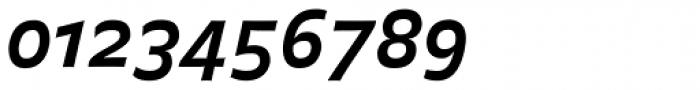 FF Balance Pro Bold Italic Font OTHER CHARS