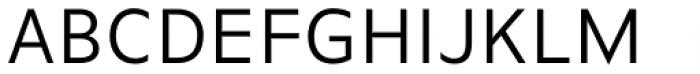 FF Basic Gothic Std Regular Font UPPERCASE
