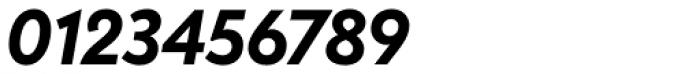 FF Bauer Grotesk OT DemiBold Italic Font OTHER CHARS