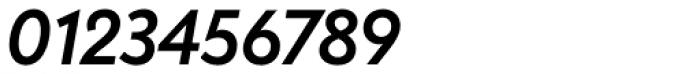 FF Bauer Grotesk OT Medium Italic Font OTHER CHARS