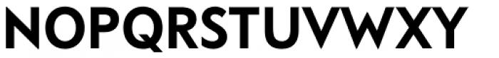 FF Bauer Grotesk Pro DemiBold Font UPPERCASE