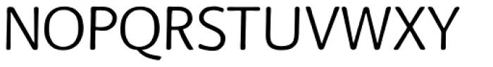 FF Beo Sans OT Soft R10 Font UPPERCASE