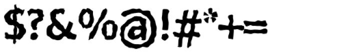 FF Beo Sans OT Soft R13 Bold Font OTHER CHARS
