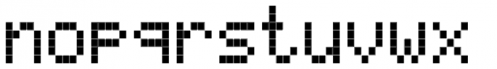 FF Call Eight OT Font LOWERCASE
