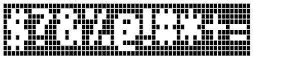 FF Call Five SNegative OT Font OTHER CHARS