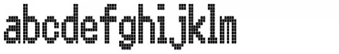 FF Call Nine LOT Font LOWERCASE