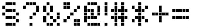 FF Call One OT Font OTHER CHARS