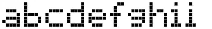 FF Call One OT Font LOWERCASE