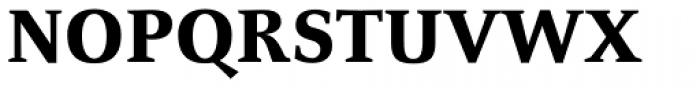 FF Celeste OT ExtraBold Font UPPERCASE
