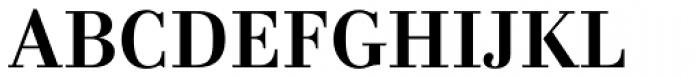 FF Cellini Pro Bold Font UPPERCASE