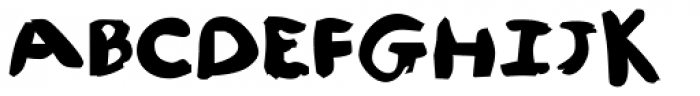FF Childs Play Age Nine OT Font UPPERCASE