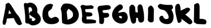 FF Childs Play Age Ten OT Font UPPERCASE