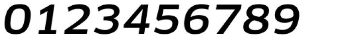 FF Clan OT Wide Medium Italic Font OTHER CHARS