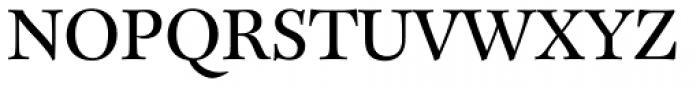FF Clifford Pro Eighteen Roman Font UPPERCASE