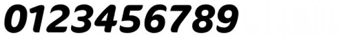 FF Cocon OT Bold Italic Font OTHER CHARS