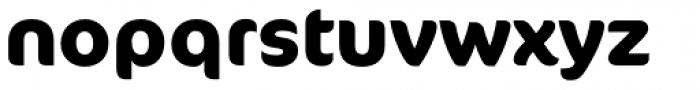 FF Cocon OT Bold Font LOWERCASE