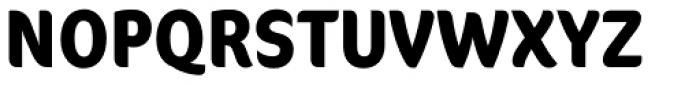 FF Cocon OT Cond Bold Font UPPERCASE