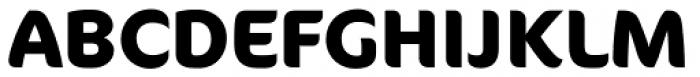 FF Cocon Pro Bold Font UPPERCASE
