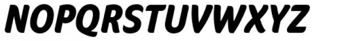 FF Cocon Pro Cond Bold Italic Font UPPERCASE