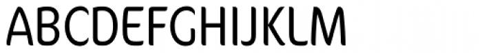 FF Cocon Pro Cond Light Font UPPERCASE