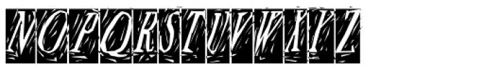 FF Craft Reversed OT Font UPPERCASE