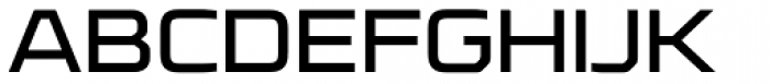 FF Cube Pro ExtraExpanded Font UPPERCASE