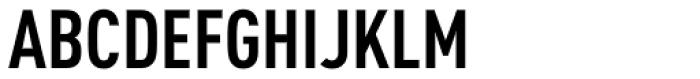 FF DIN Arabic Condensed Bold Font UPPERCASE