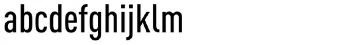 FF DIN Arabic Condensed Medium Font LOWERCASE