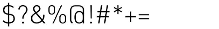 FF DIN Arabic Light Font OTHER CHARS