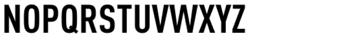 FF DIN OT Cond Bold Font UPPERCASE