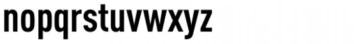 FF DIN OT Cond Bold Font LOWERCASE