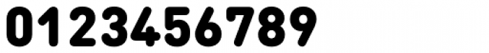 FF DIN Round Pro Black Font OTHER CHARS