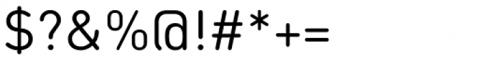 FF DIN Round Std Regular Font OTHER CHARS