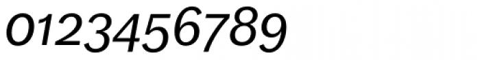 FF Dagny OT Italic Font OTHER CHARS