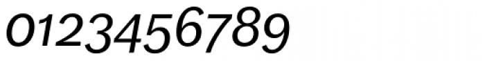 FF Dagny Pro Italic Font OTHER CHARS