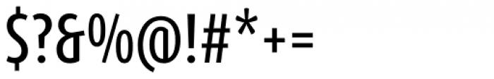 FF Dax Compact OT Medium Font OTHER CHARS