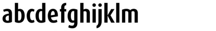 FF Dax OT Cond Bold Font LOWERCASE