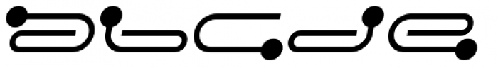 FF Droids Italic Font LOWERCASE