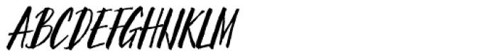 FF Du Gauguin Font UPPERCASE