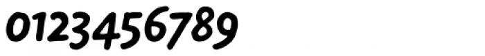 FF Duper OT Bold Italic Font OTHER CHARS