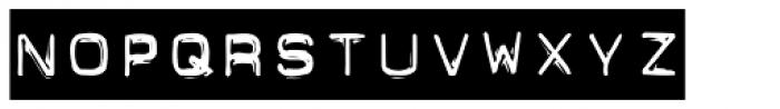 FF Dynamoe Pro Regular Font LOWERCASE