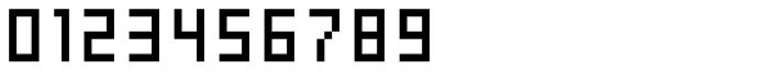 FF Eboy OT REG Beta Font OTHER CHARS