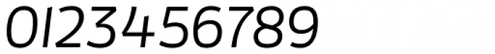 FF Enzo Pro Medium Italic Font OTHER CHARS