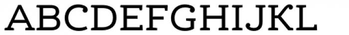 FF Ernestine Pro Font UPPERCASE