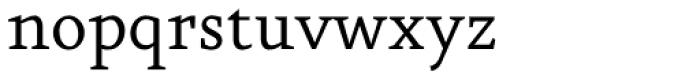 FF Eureka OT Font LOWERCASE