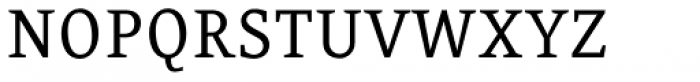 FF Eureka Pro Font UPPERCASE
