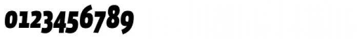 FF Eureka Sans OT Cond Black Italic Font OTHER CHARS