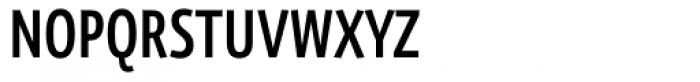 FF Eureka Sans Offc Condensed Medium SC Font UPPERCASE
