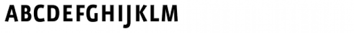 FF Eureka Sans Offc Condensed Medium SC Font LOWERCASE